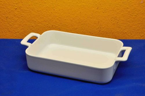 Belle Cuisine Revol Roasting Dish in White