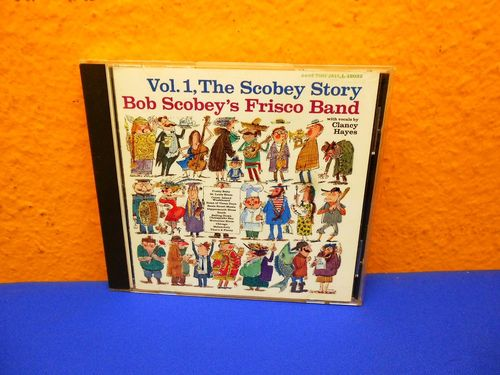 Bob Scobey's Frisco Band Vol. 1 The Scobey Story CD
