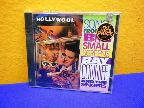 Ray Conniff Hollywood Songs from big & small Screens