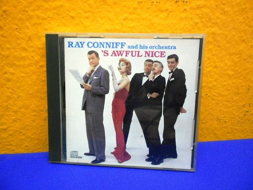 Ray Conniff and his Orchestra 'S Awful Nice CD