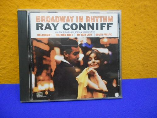 Broadway in Rhythm Ray Conniff CD