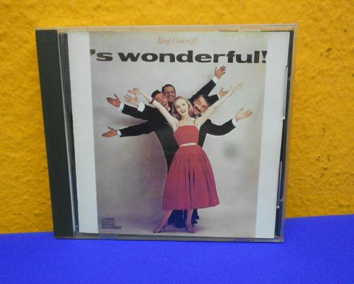Ray Conniff and his Orchestra 'S Wonderful CD