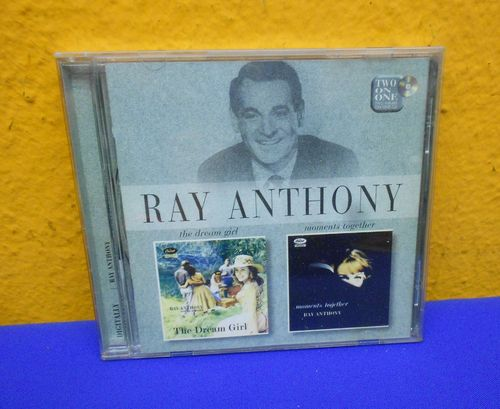 RAY ANTHONY The Dream Girl Moments Together CD