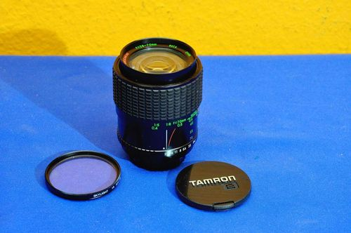 Zoom lens Multicoated 28-70mm 1:3,5-4,5 auto M42 Gewinde