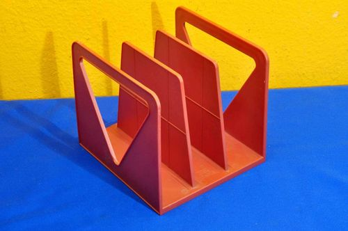 Standy Esselte Vinyl or Catalog Stand Made in Sweden