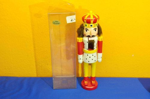 Nutcracker King Genuine Handmade 38 cm