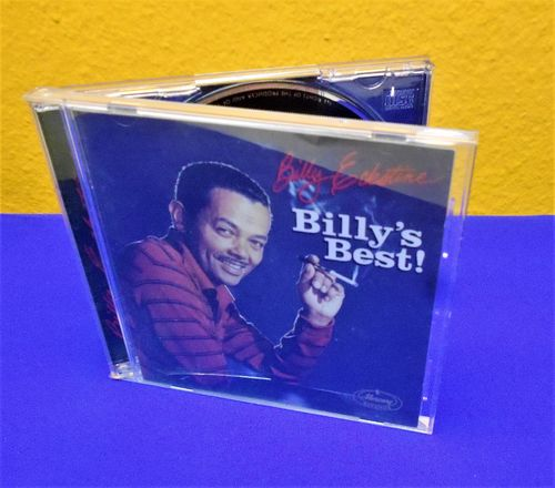 Billy Eckstine Billy's Best Verve CD 526 440-2